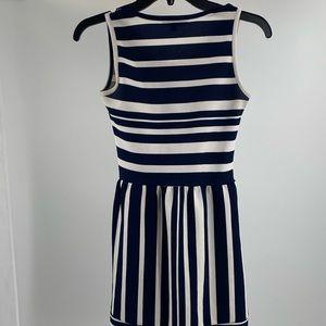 Small mini stripe dress